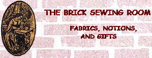 The Brick Sewing Room
